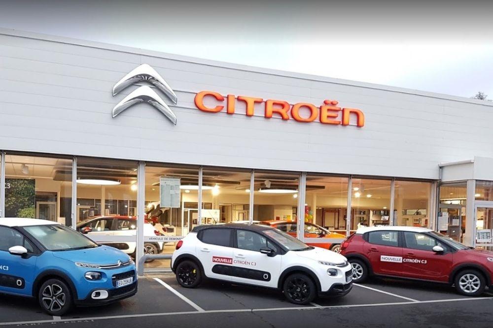 Grand Merci à Citroën AURILLAC
