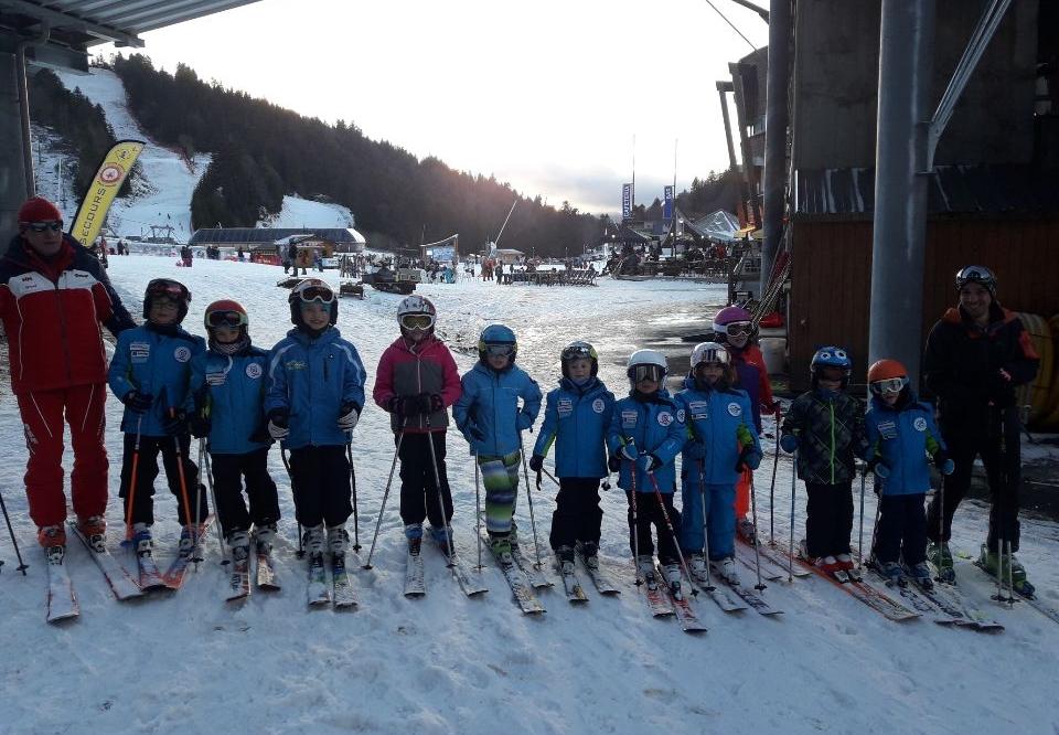 Gérard : Future ski Champions Manufacturer