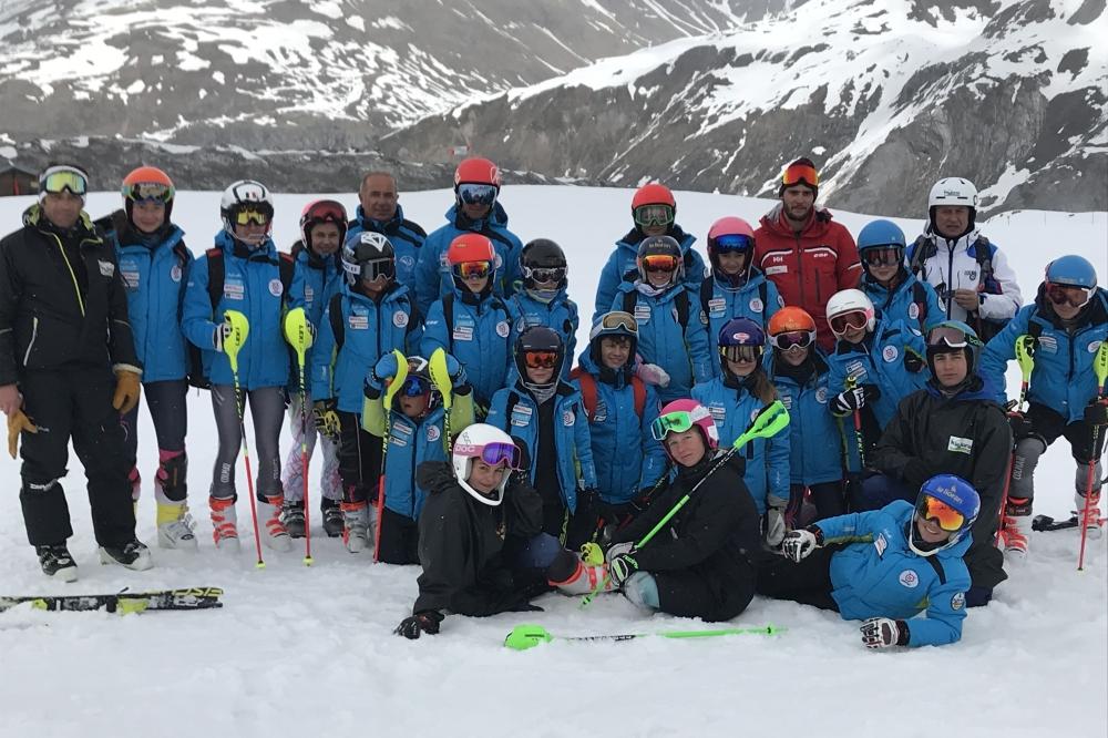 Ski de printemps à Val-d'Isère
