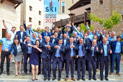 La France organisera les Mondiaux 2023 de Ski Alpin
