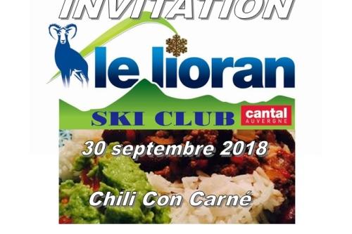 Journée du club le 30 Septembre au Lioran .